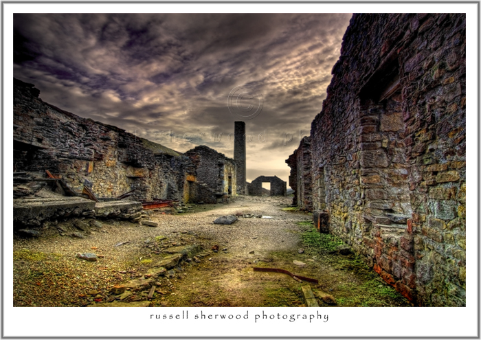 Old Gang Smelting Mill #1